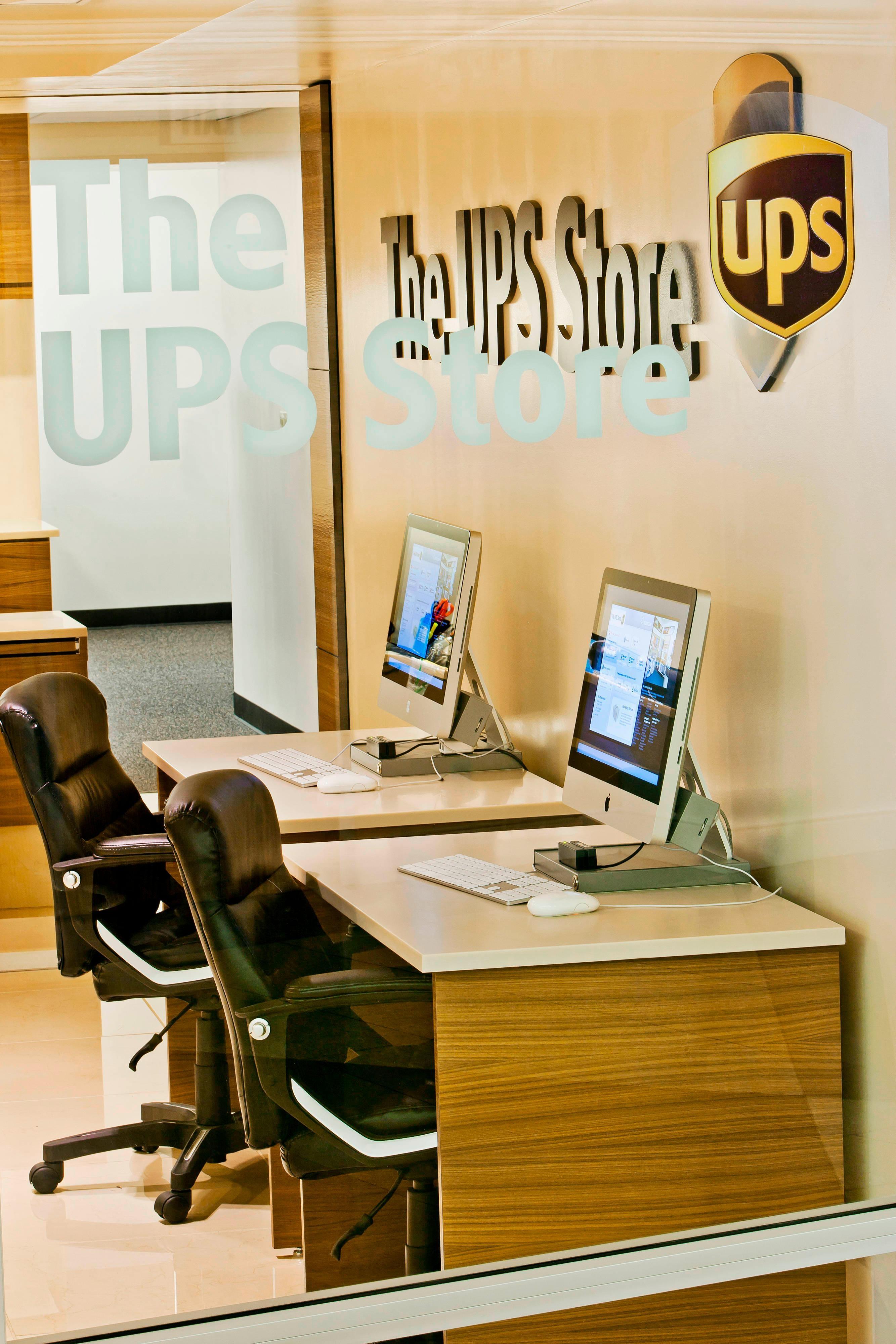 Отделение UPS