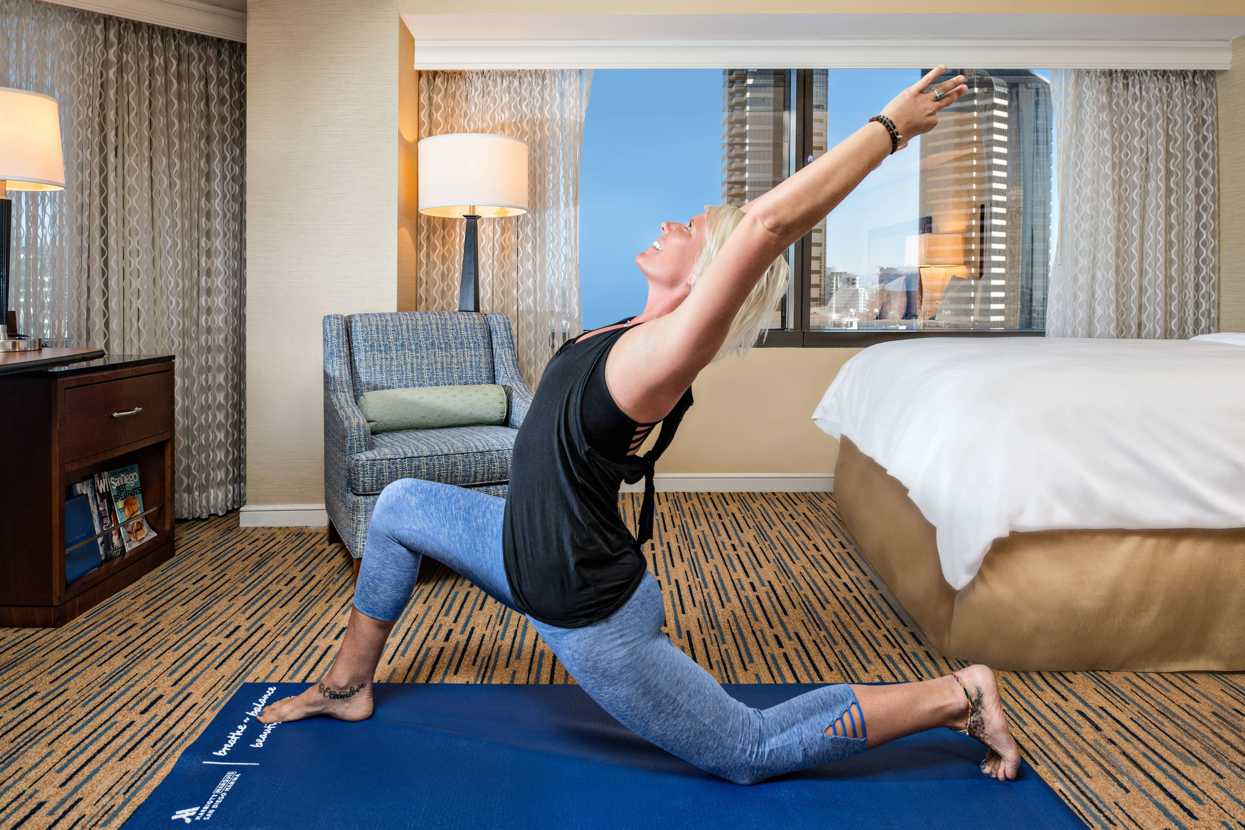 In-Room Yoga