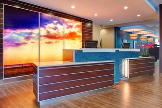 Fairfield Carlsbad Front Desk Lobby
