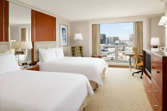 View of Double Double Guestroom with City View