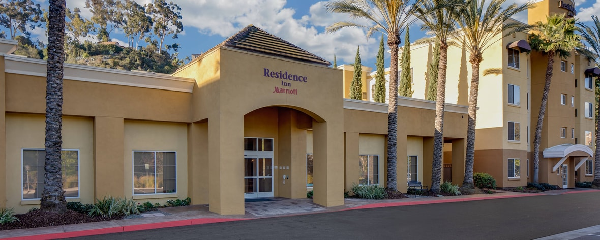 Residence Inn San Diego Mission Valley Official Site San