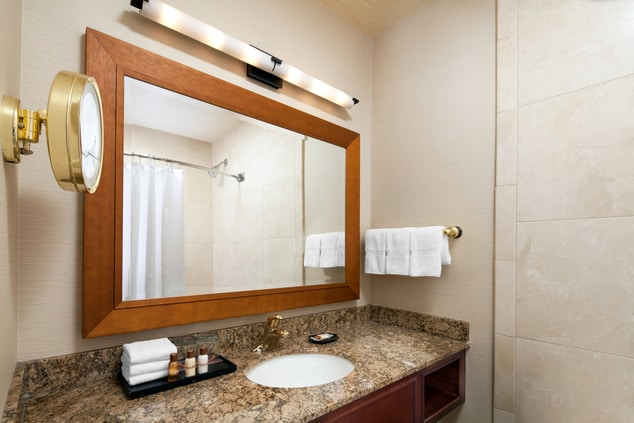 Traditional - Deluxe Bathroom