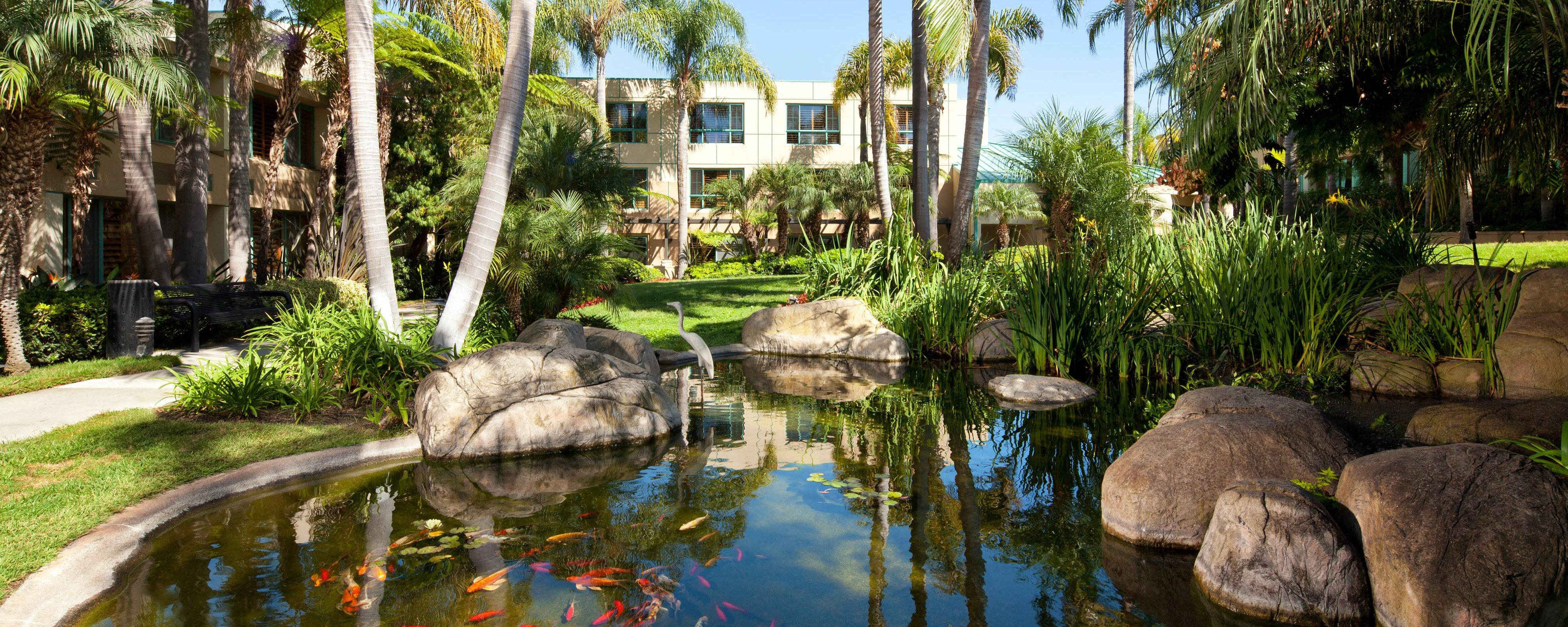 Gärten und Teich