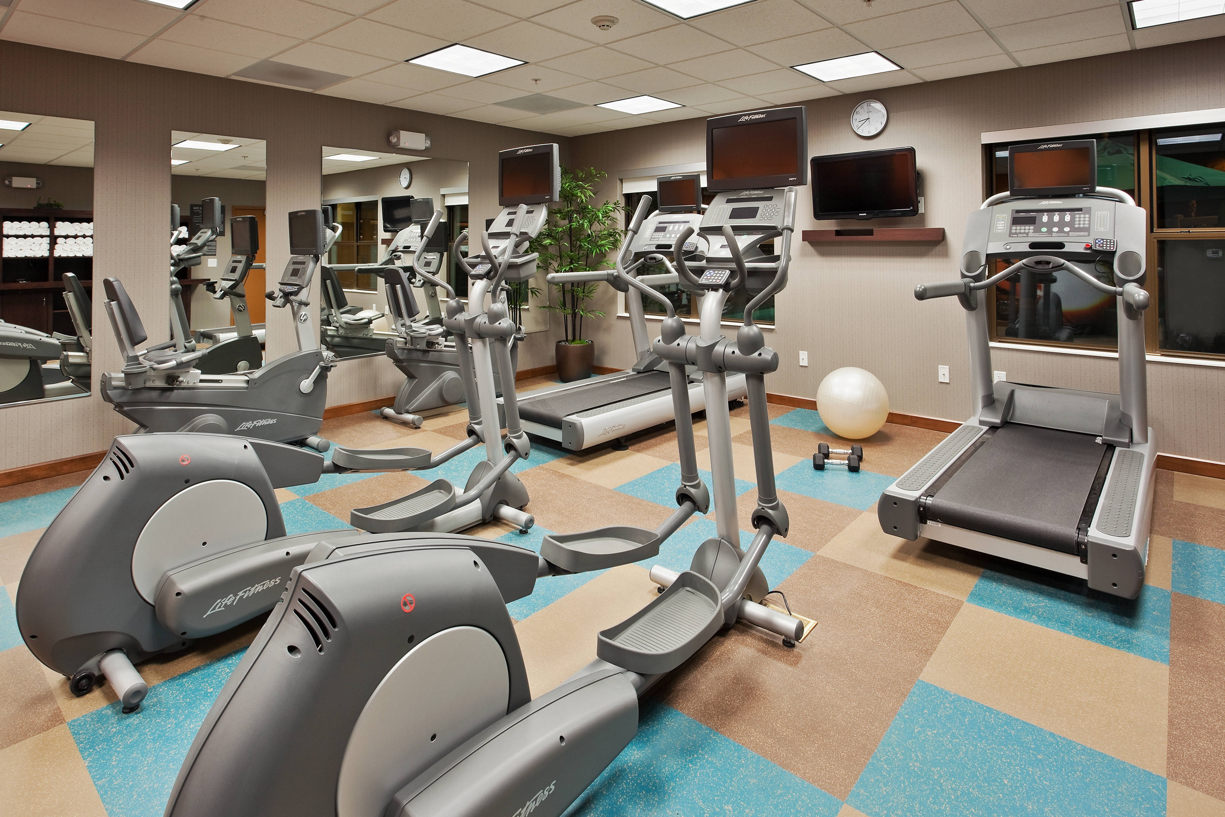 San Marcos Hotel Fitness