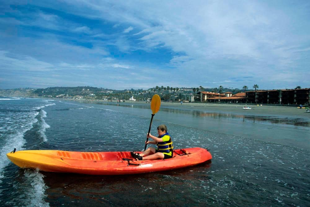 San Diego Sorrento Mesa Outdoor Activities