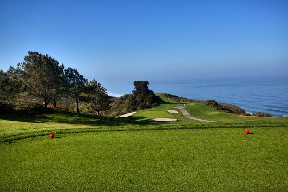 Golf en Torrey Pines