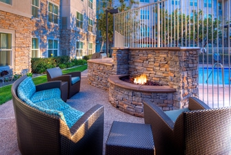 San Diego Outdoor Fire Pit