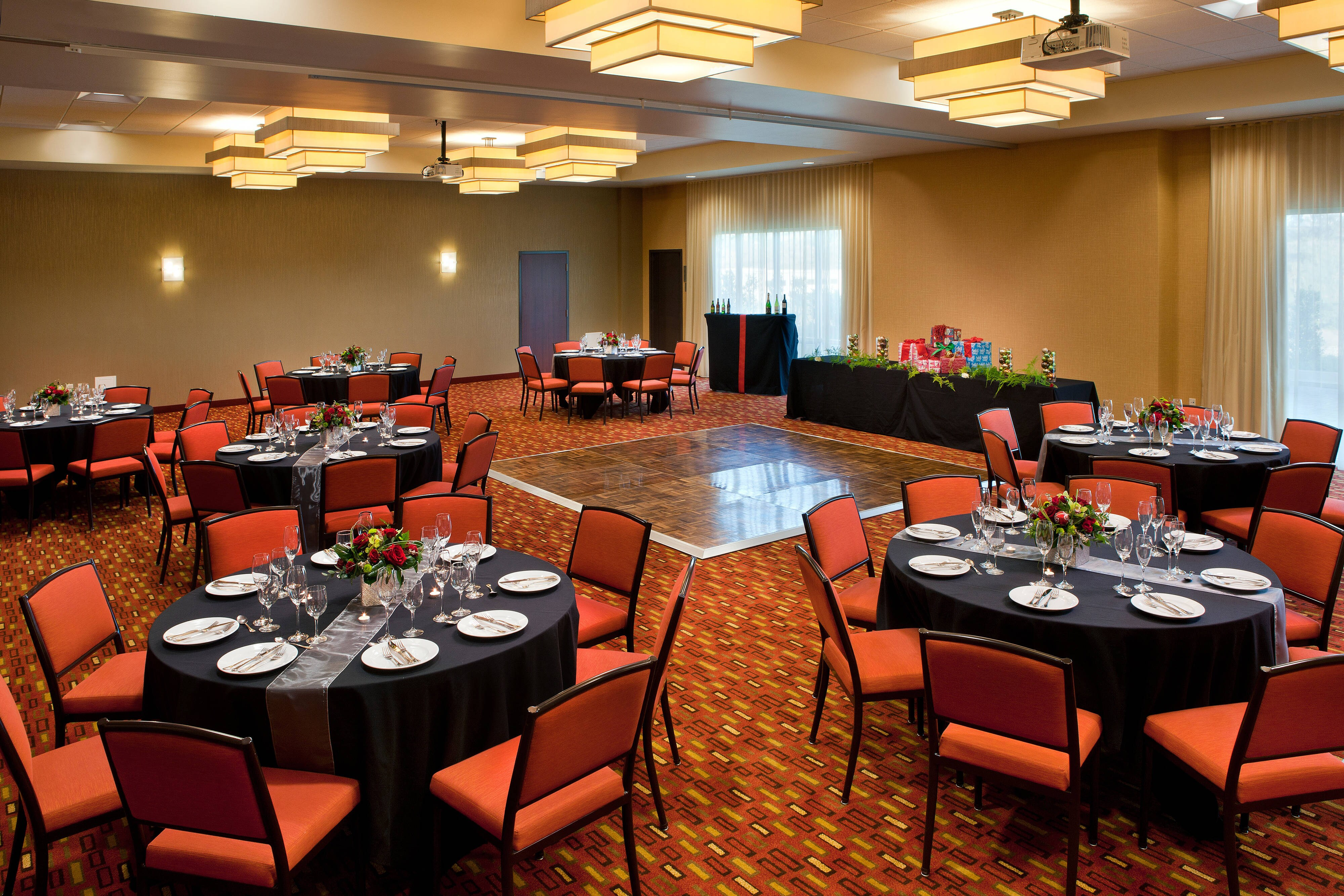 San Diego Hotel meeting space