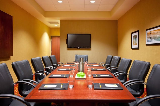 Blue Crush Boardroom