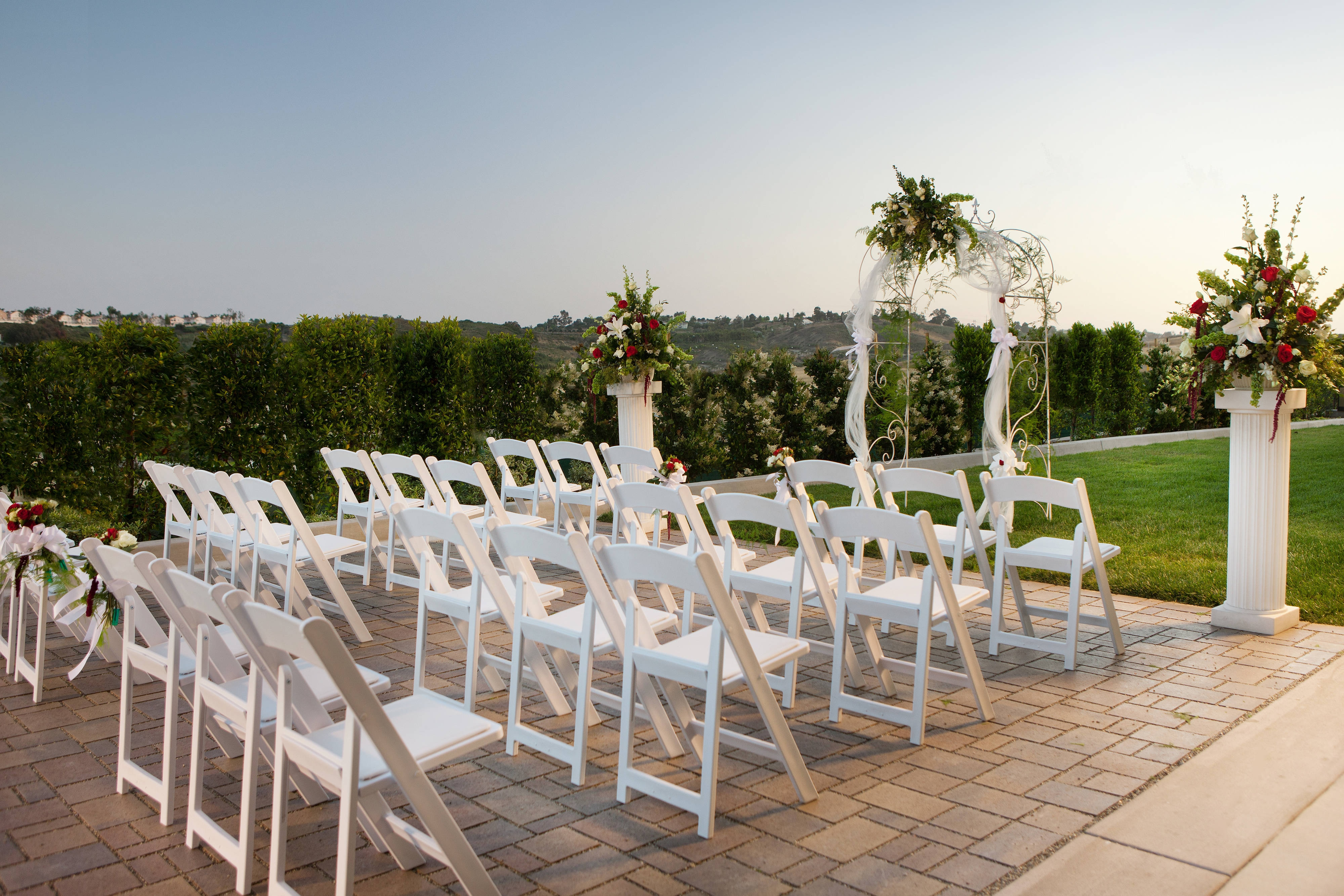San Diego Hotel wedding venue