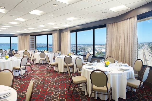 Syline Room - Casual Banquet
