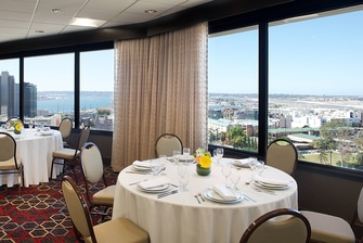 Skyline Room - Casual Banquet with View