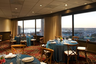 Skyline - Formal Banquet with View