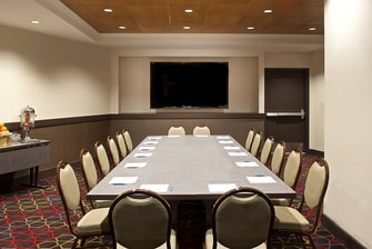 Pinnacle Room - Boardroom Style