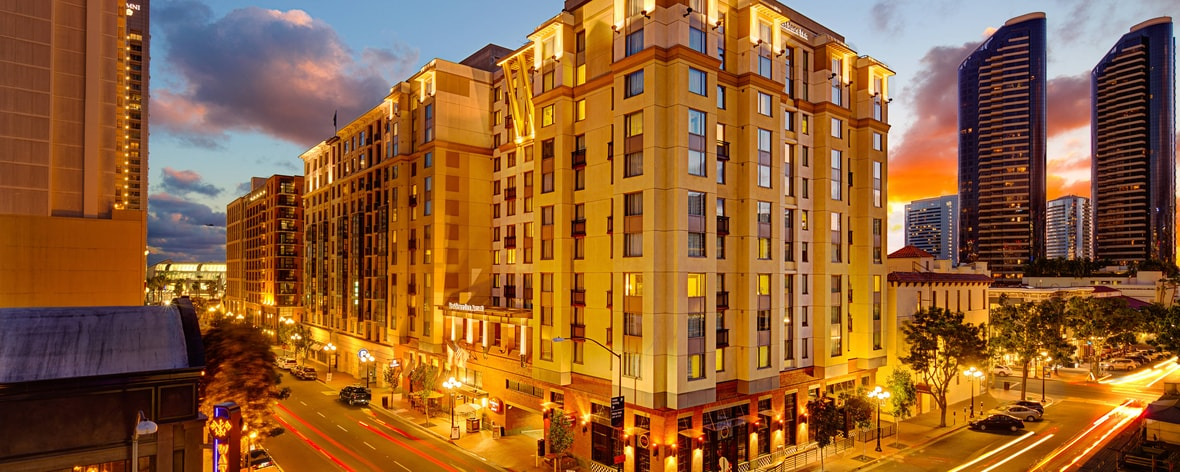 Hotels In Downtown San Diego Near Gaslamp