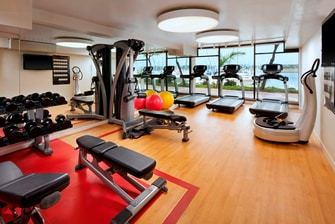 Bay Tower Fitness Center