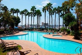 Marina Tower Lanai Pool