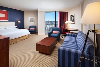 Marina Tower Pacific Suite