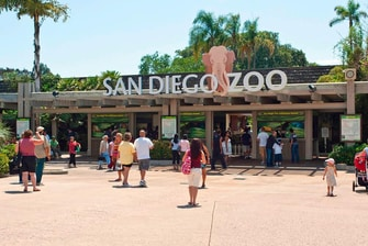 san diego zoo - hotels near zoo