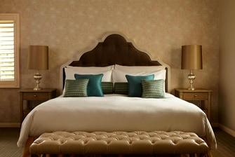 Honeysuckle Cottage Bedroom