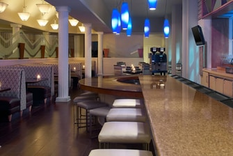 Restaurant Bar Area