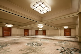 California Ballroom - Empty