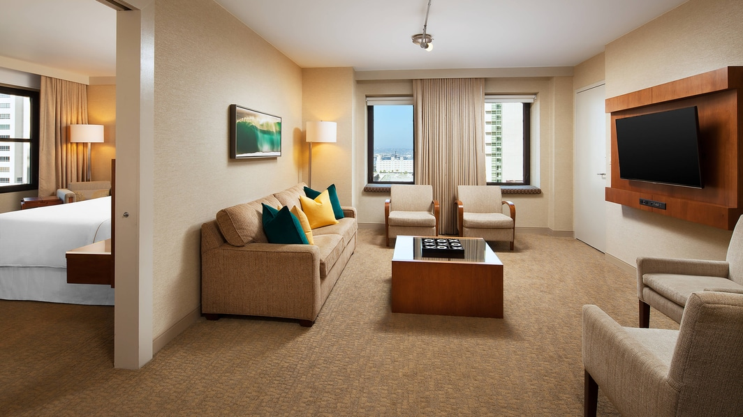 Bay View Suite