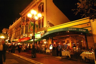 Gaslamp Quarter Nightlife