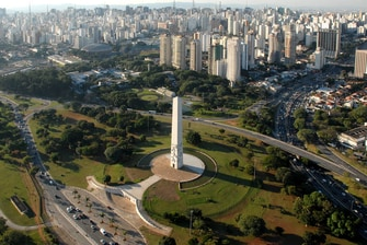 Obelisco - Parque do Ibirapuera