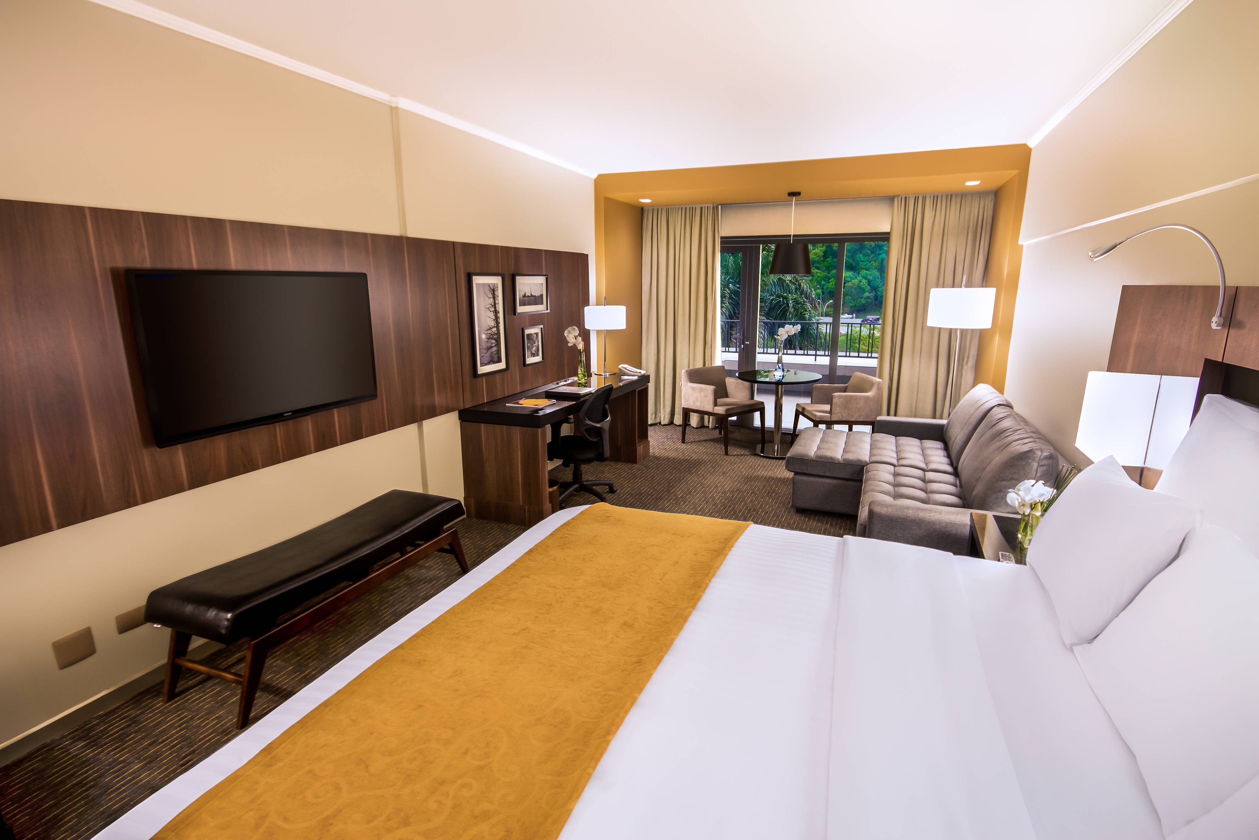 Hotels Near Guarulhos International Airport