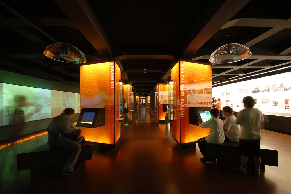 Museo de la Lengua Portuguesa
