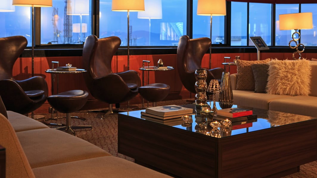 Executive Club Lounge Seating