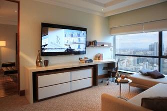 Lounge executivo - Assentos no lounge
