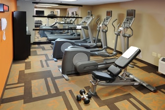 Courtyard San Antonio Airport Fitness