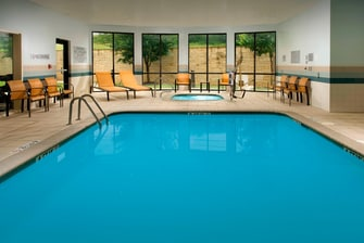 San Antonio Indoor Pool