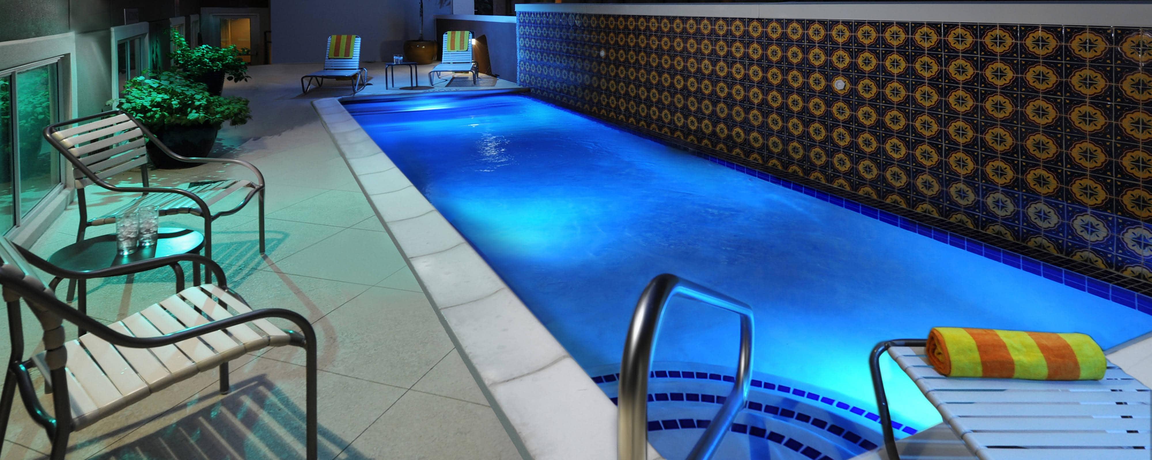 サンアントニオ・ホテルのプール