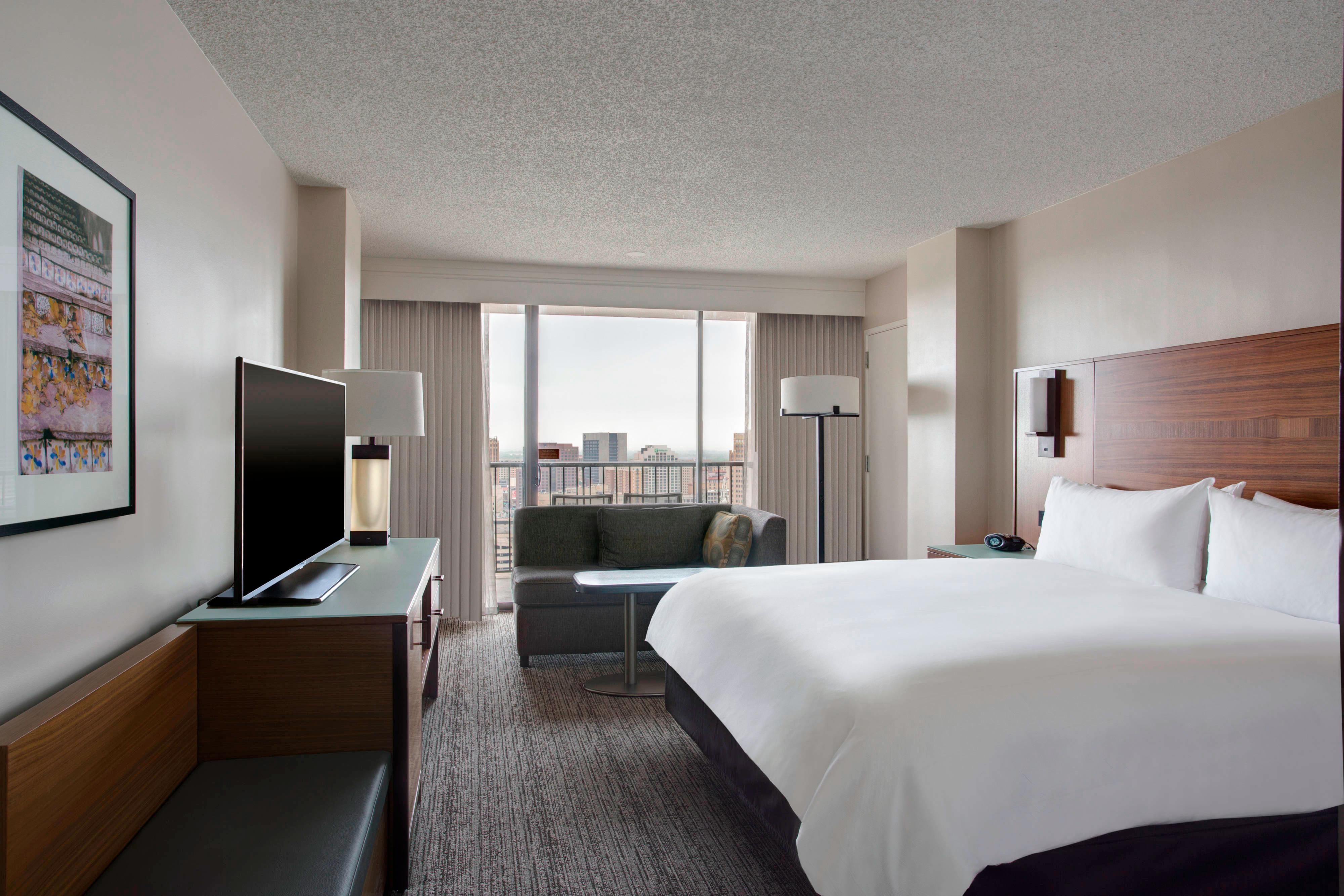 Hotel Near San Antonio, Texas Riverwalk | San Antonio Marriott ...