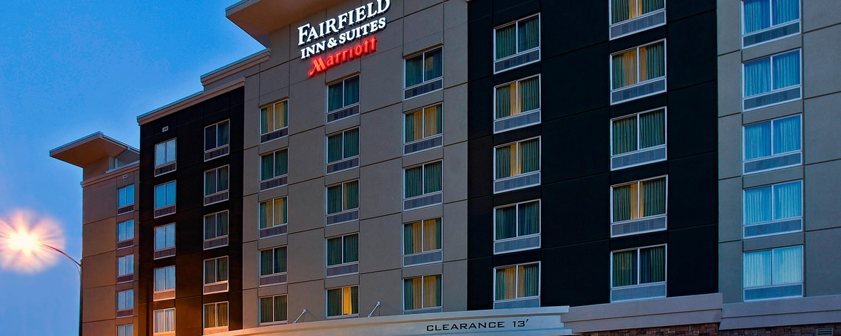 Fairfield Inn by Marriott de l'Alamo Plaza