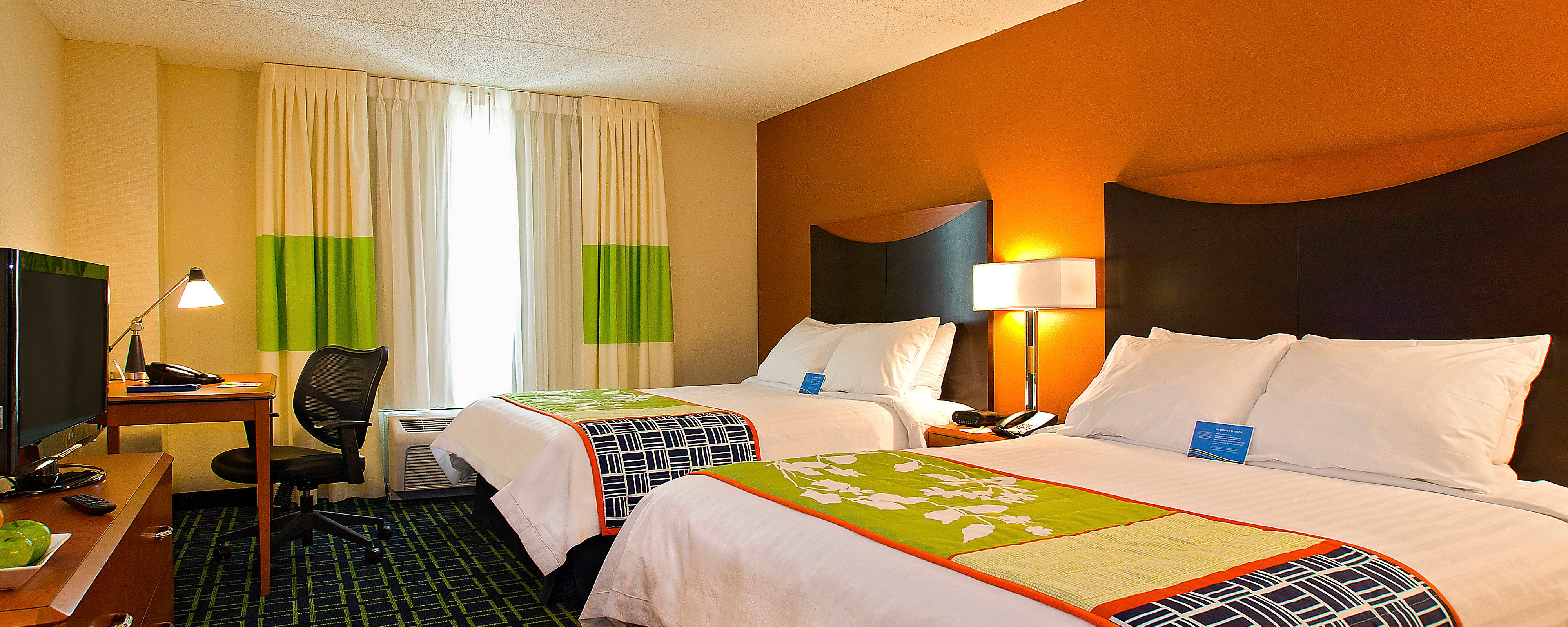Fairfield Marriott Alamo Plaza Rooms