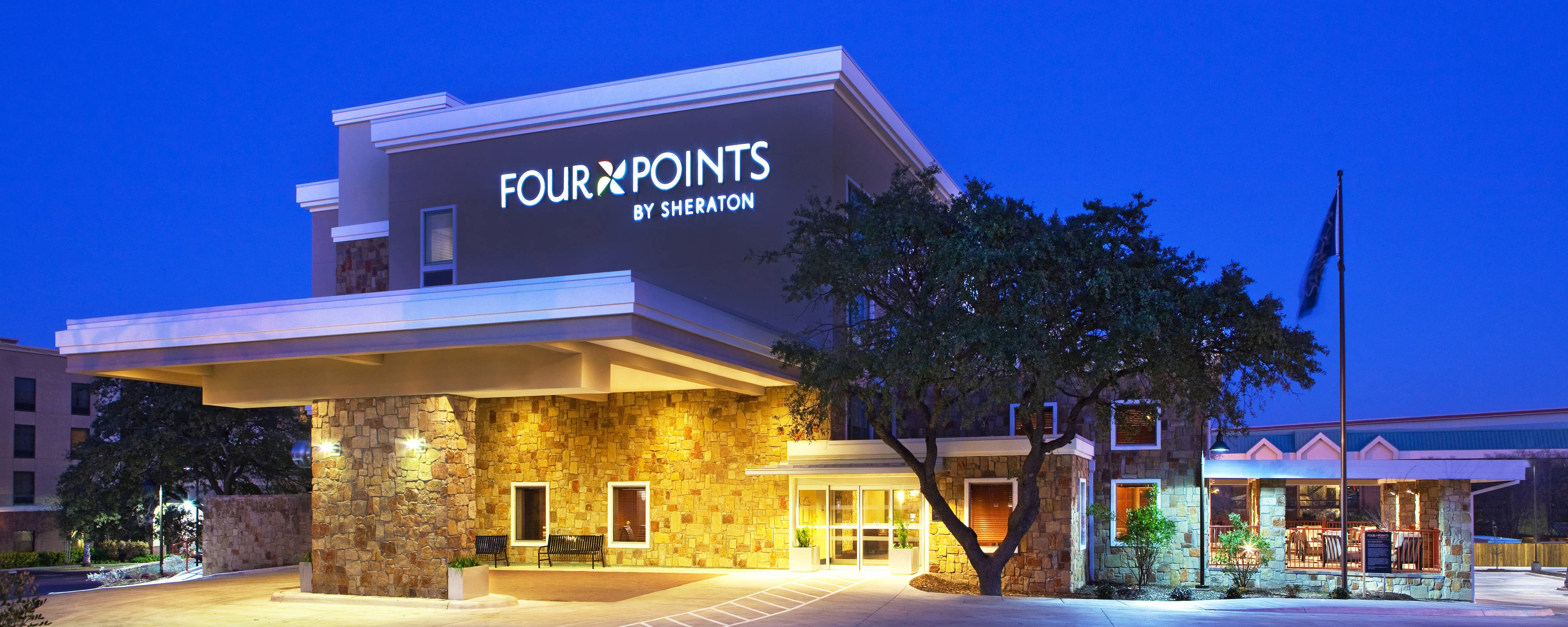 Hotels In San Antonio Texas Four Points By Sheraton Airport