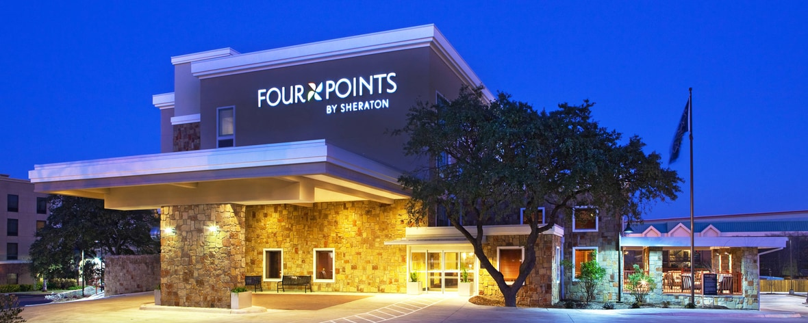 Hotels In San Antonio Texas Four Points By Sheraton