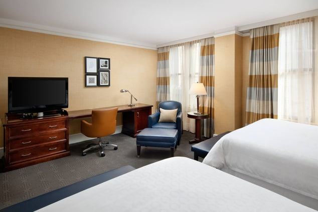 Double Guest Room - Club Level