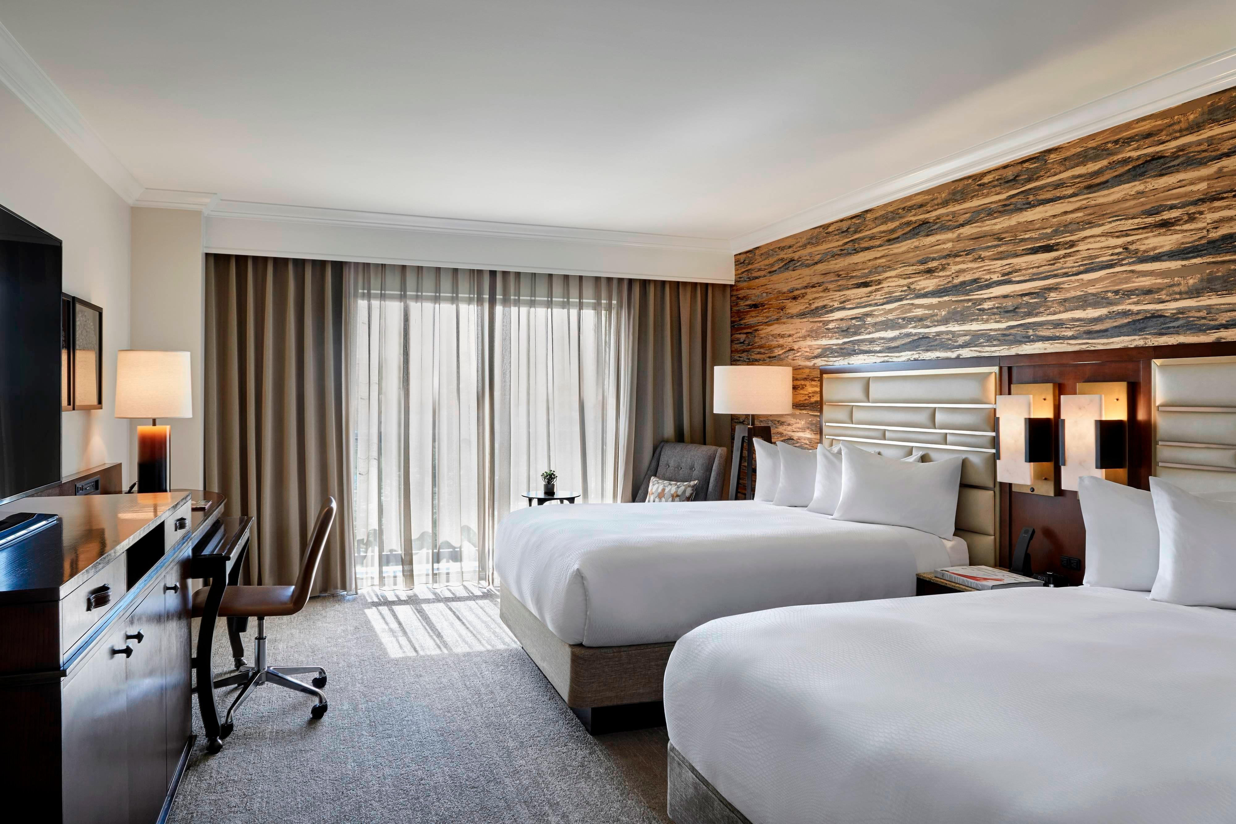 Texas Hill Country Accommodations Jw Marriott San