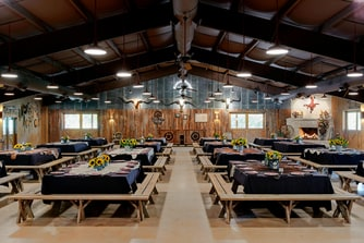 Knibbe Ranch - Dining Hall