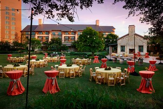 Outdoor Reception - Event Lawn 1