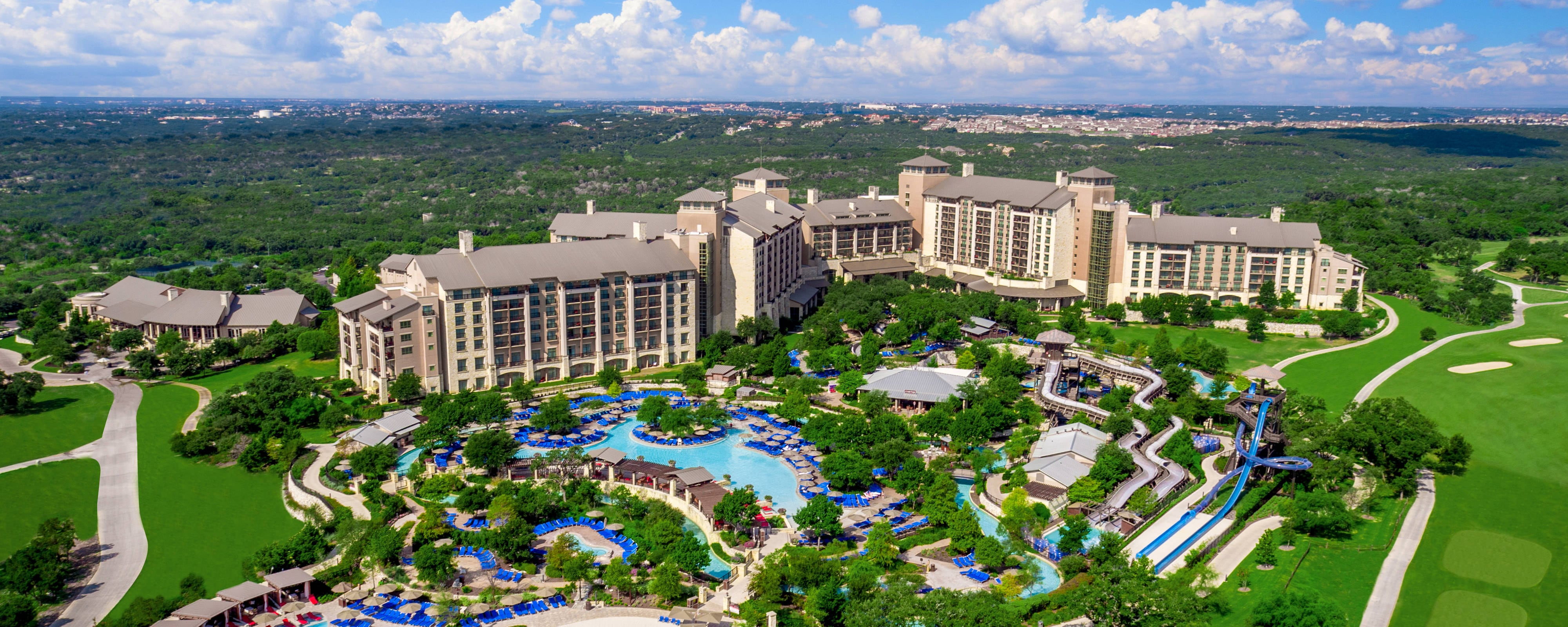Texas Hill Country Resort In San Antonio Tx Jw Marriott