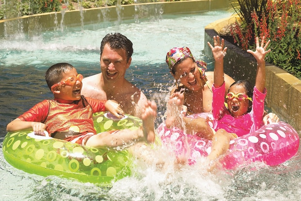 Riverbluff Water Experience