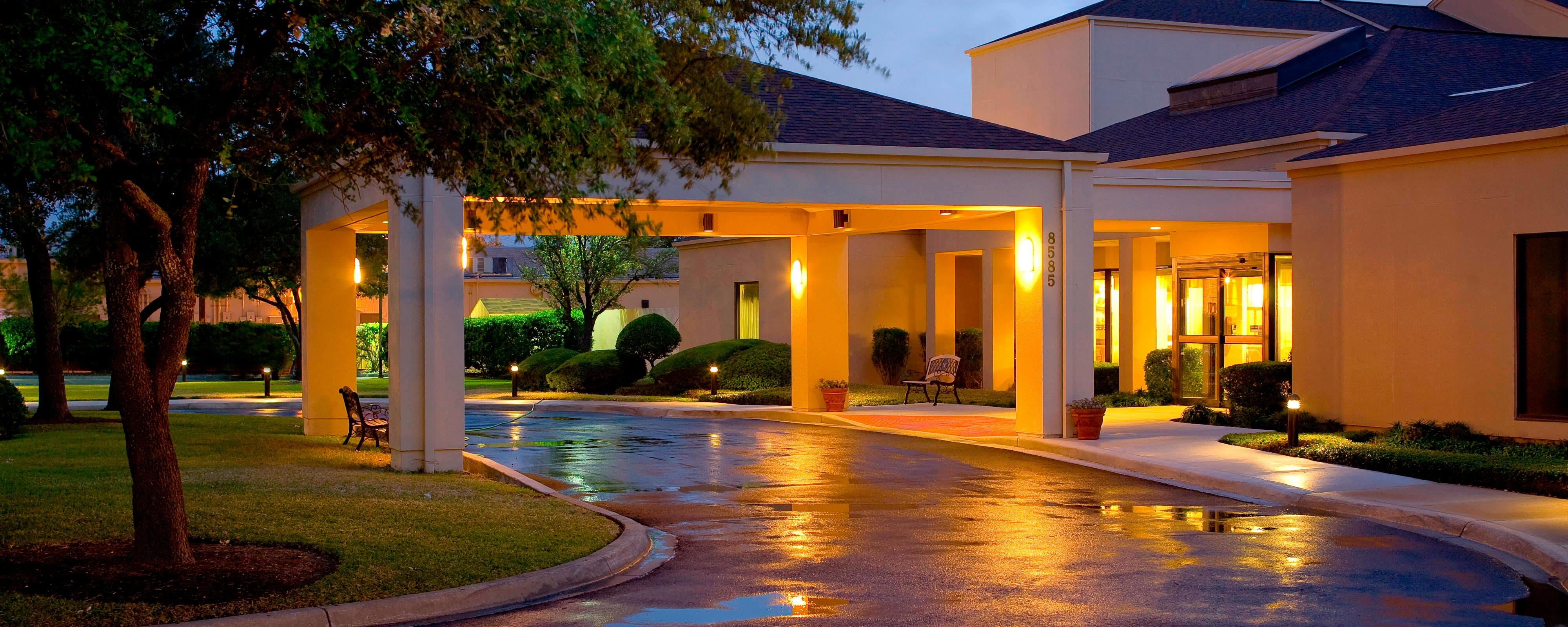 San Antonio Medical Center Hotels | Courtyard San Antonio Medical Center