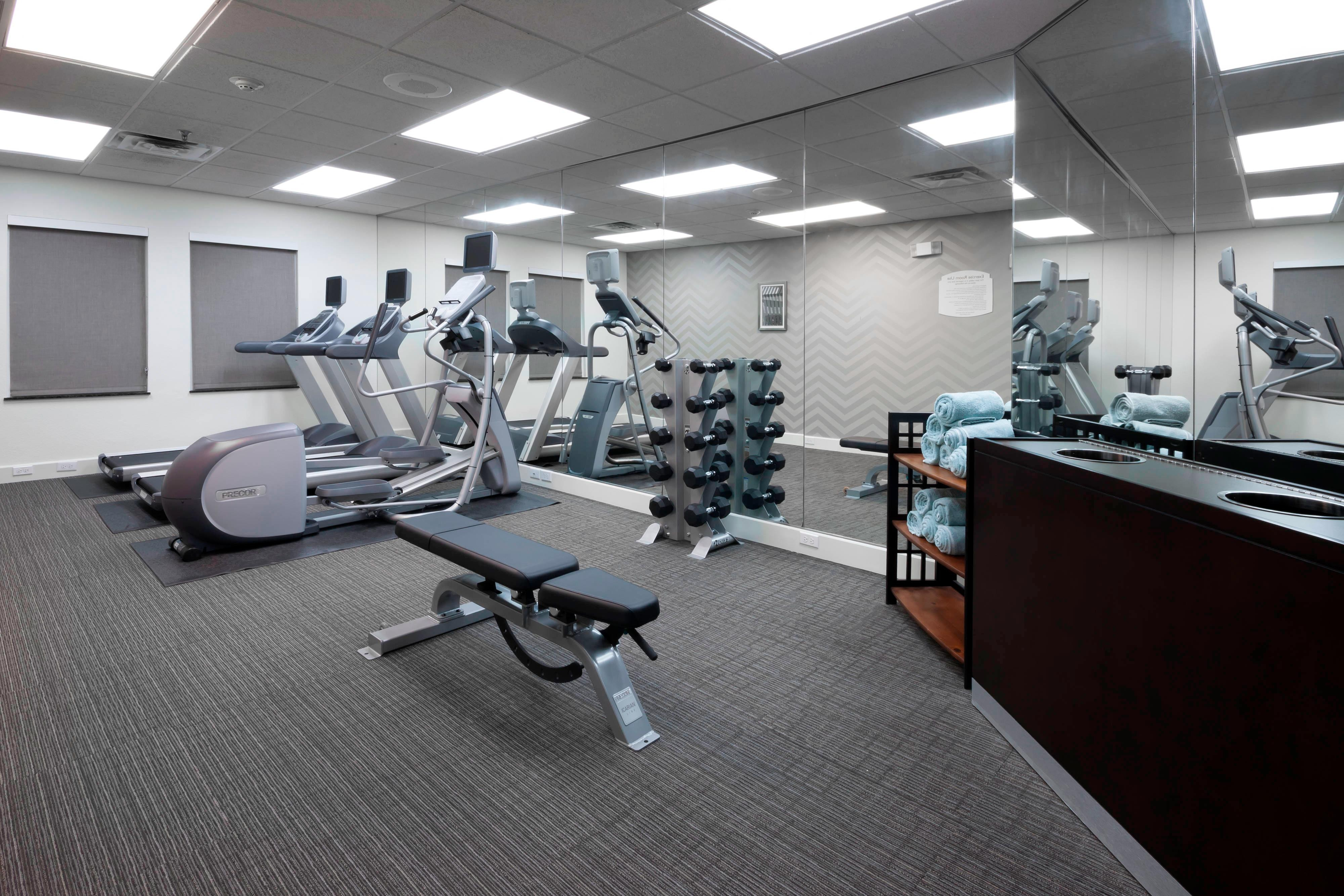 San Antonio Hotel Fitness Center