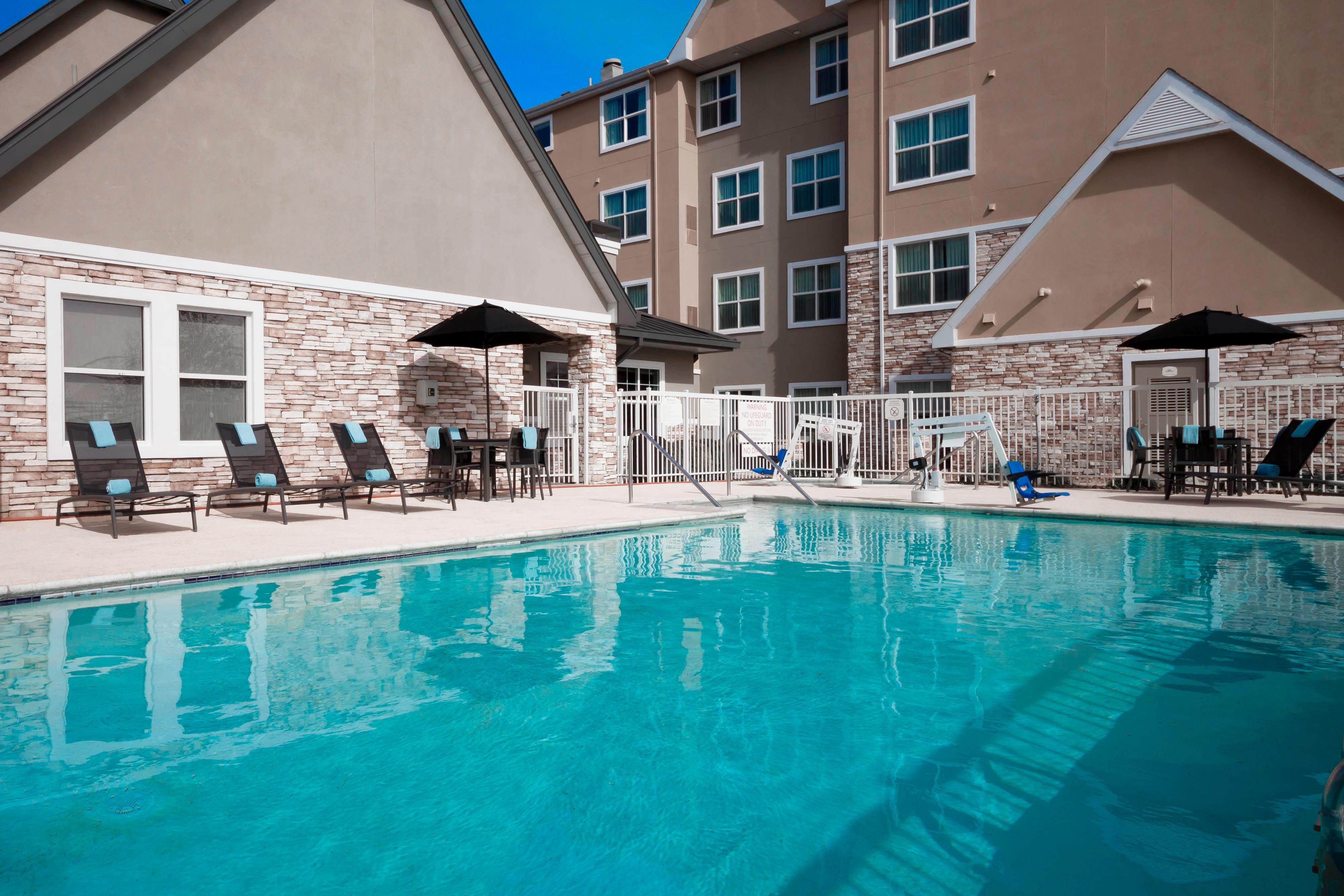 San Antonio Hotel Outdoor Pool